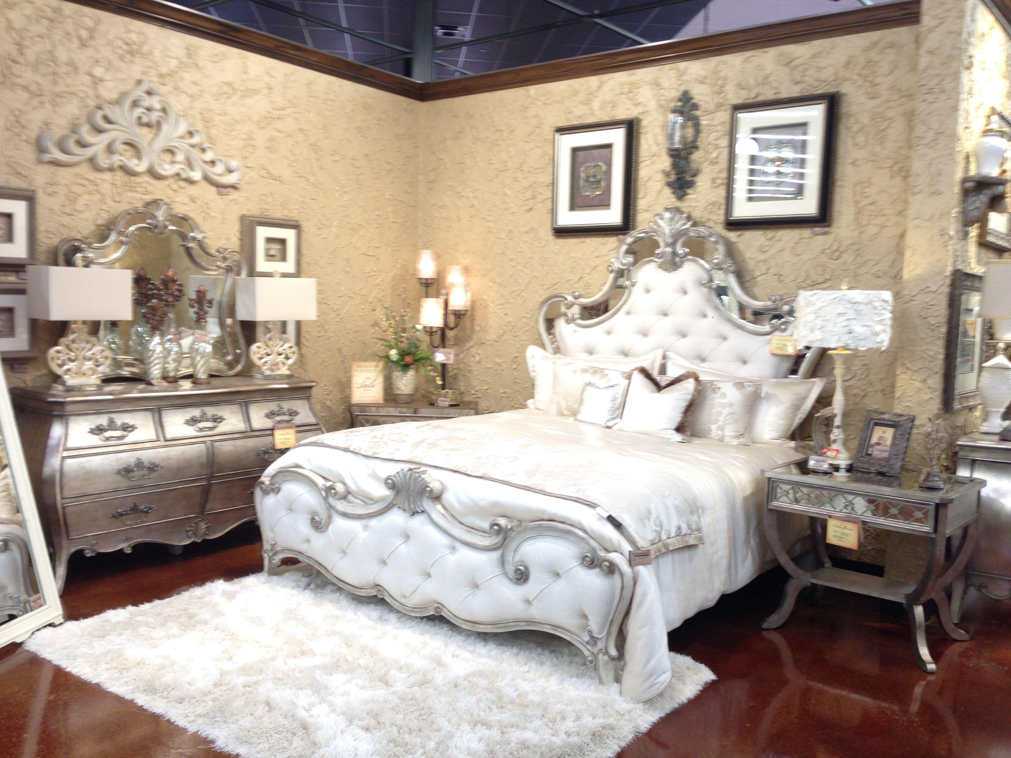 Hooker Furniture Sanctuary Bardot King Upholstered Bed 5413