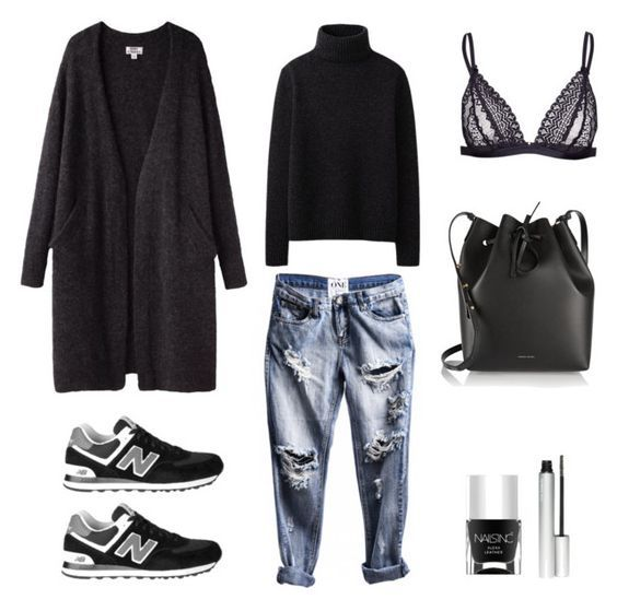 Fashion Beauty Inc: Mohair By Fashionlandscape On Polyvore Featuring Moda