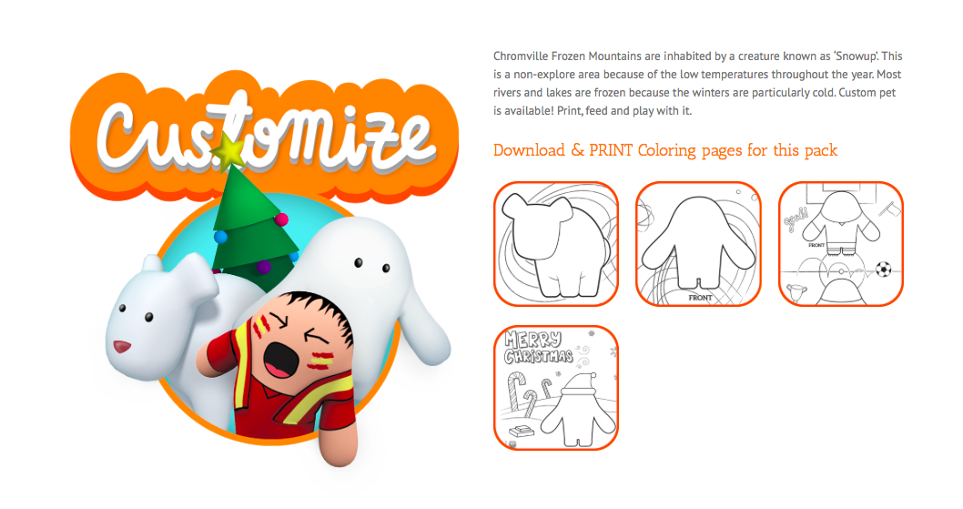 Customizable Coloring Pages To Print Coloring Pages Augmented Reality
