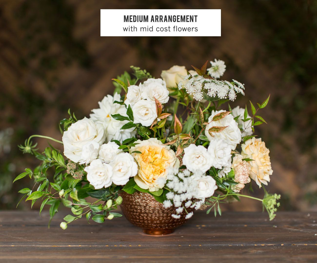 Wedding Planning Tips Budgeting for Centerpieces Green