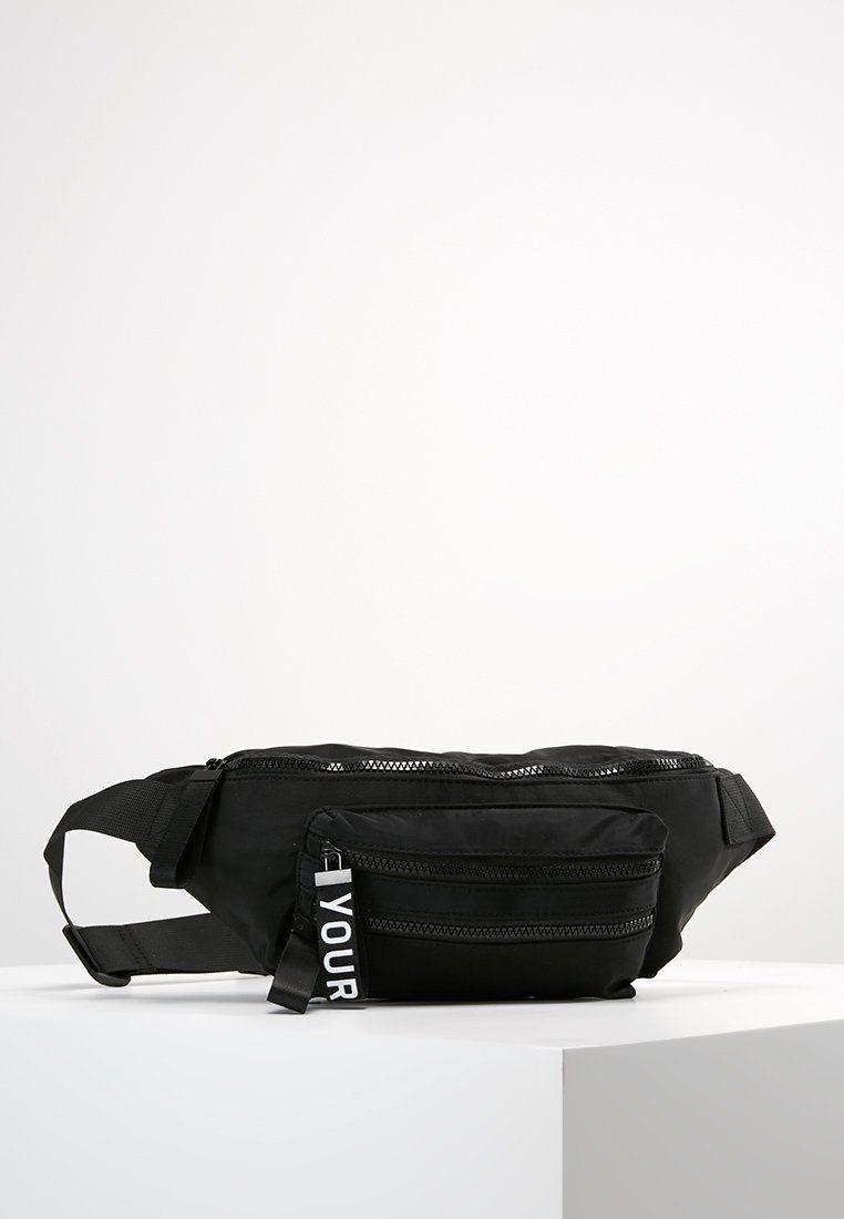 865a1d654 Bältesväska - black @ Zalando.se 🛒   Väskor   Väskor, Bältesväska