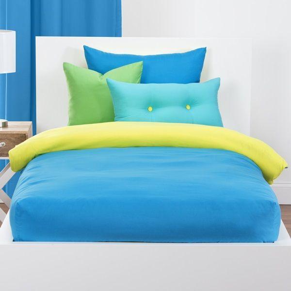 Crayola Solid Color Reversible Bunk Bed Cap Comforter Sets In 2018