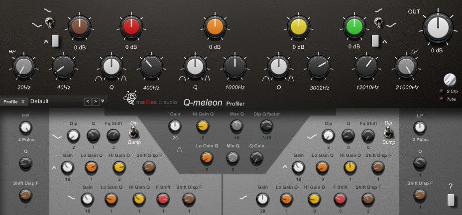 Madbee Audio releases Q-meleon free equalizer VST effect | virtual