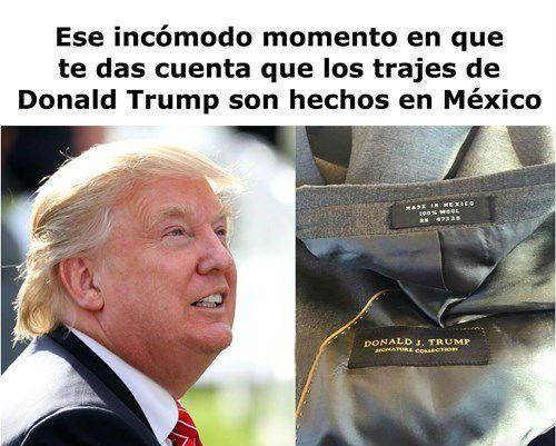 Donald Trump Funny Memes In Spanish : Momento incómodo de donald trump memes humor and funny things