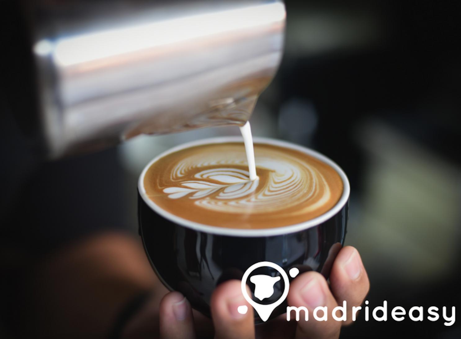 #coffe #cafe #madrid #madrideasy