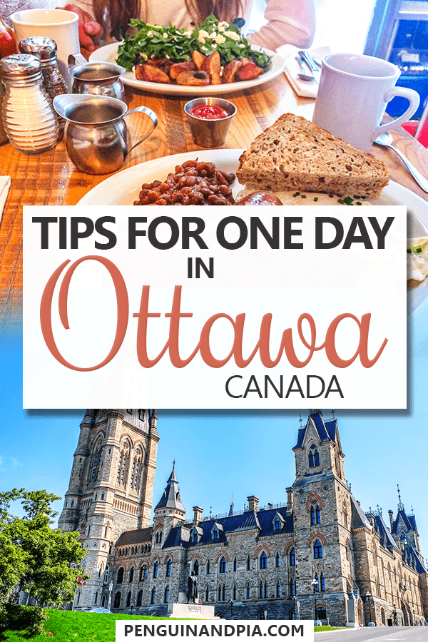 How To Spend One Day In Ottawa: An Itinerary For First-Time Visitors