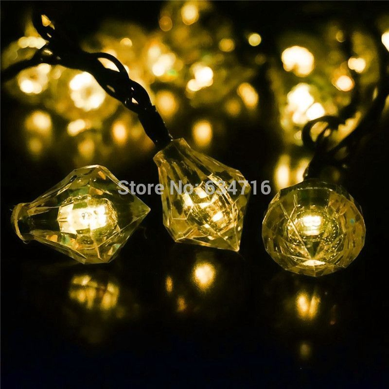 Cheap String Lights New Find More Solar Lamps Information About Solar Outdoor String Lights