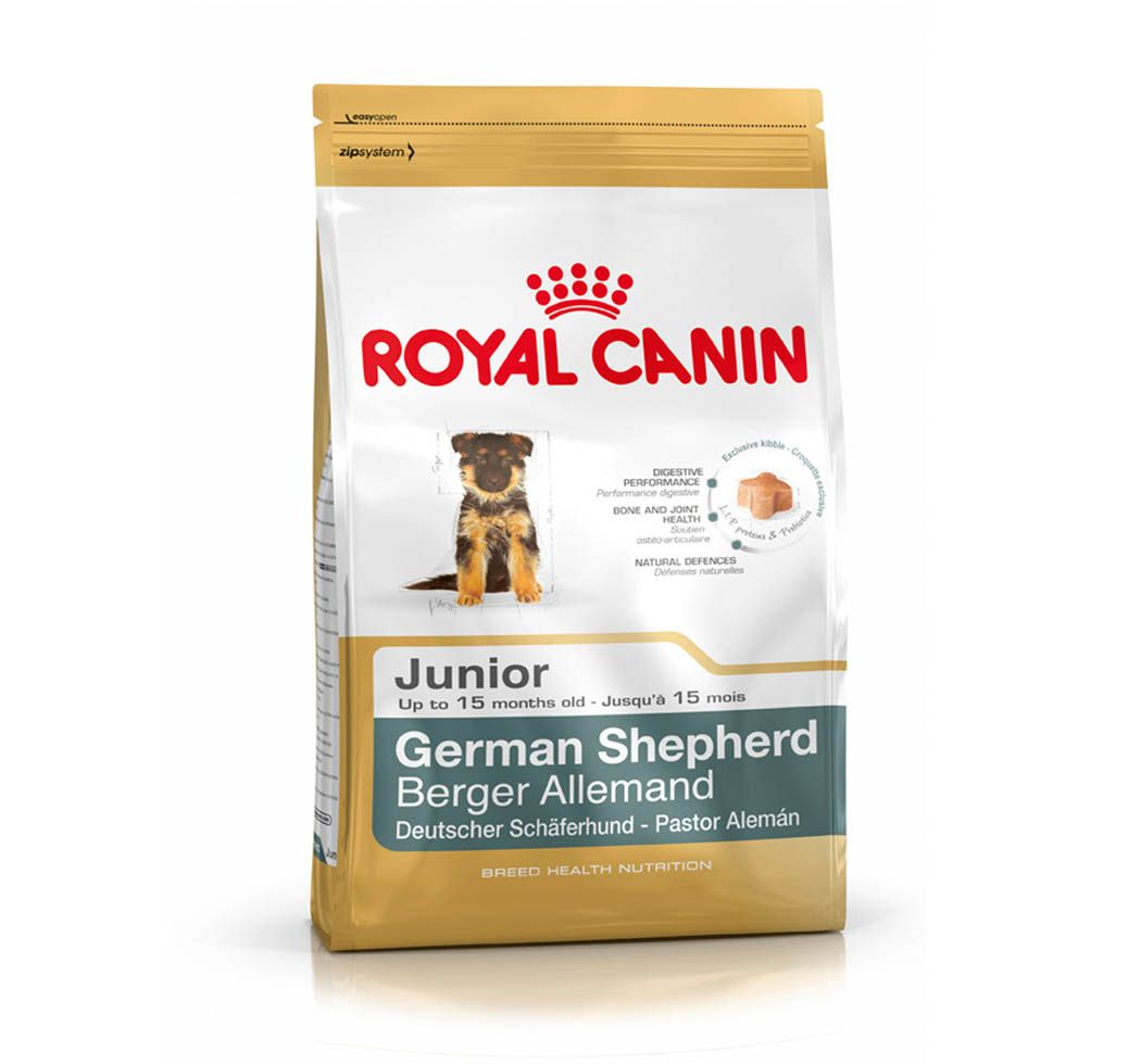 Royal Canin German Shepherd Junior Dog Food 3 Kg Dog Dry Food