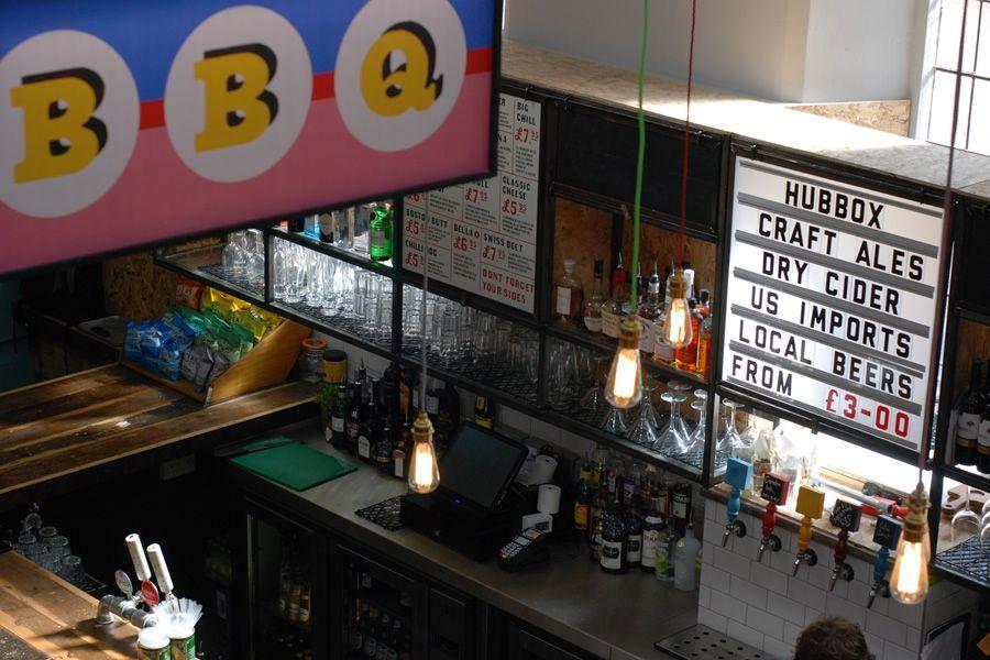 Hubbox Burgers Dogs Craft Beers Craft Ale Craft Beer Local Beer