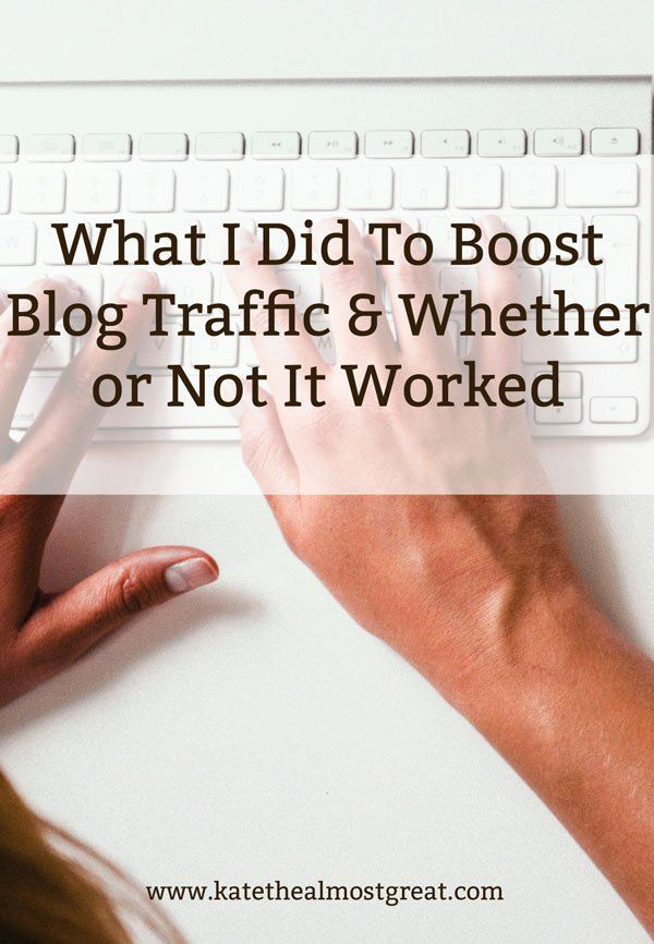 Get Traffic to Your Blog This Summer: June Blog Traffic Report