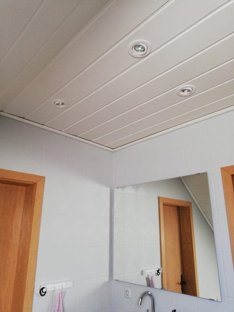 Holzdecke streichen mit Kreidefarbe - MissPompadour
