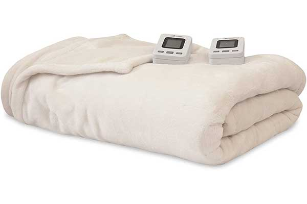 Top 10 Best Electric Blankets In 2020 Reviews Electric Blankets Blanket Soft Blankets