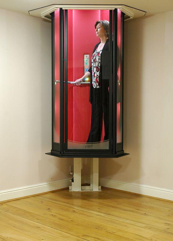 Bem legaus elevador de casa elevadores pinterest - Ascensores para casas ...