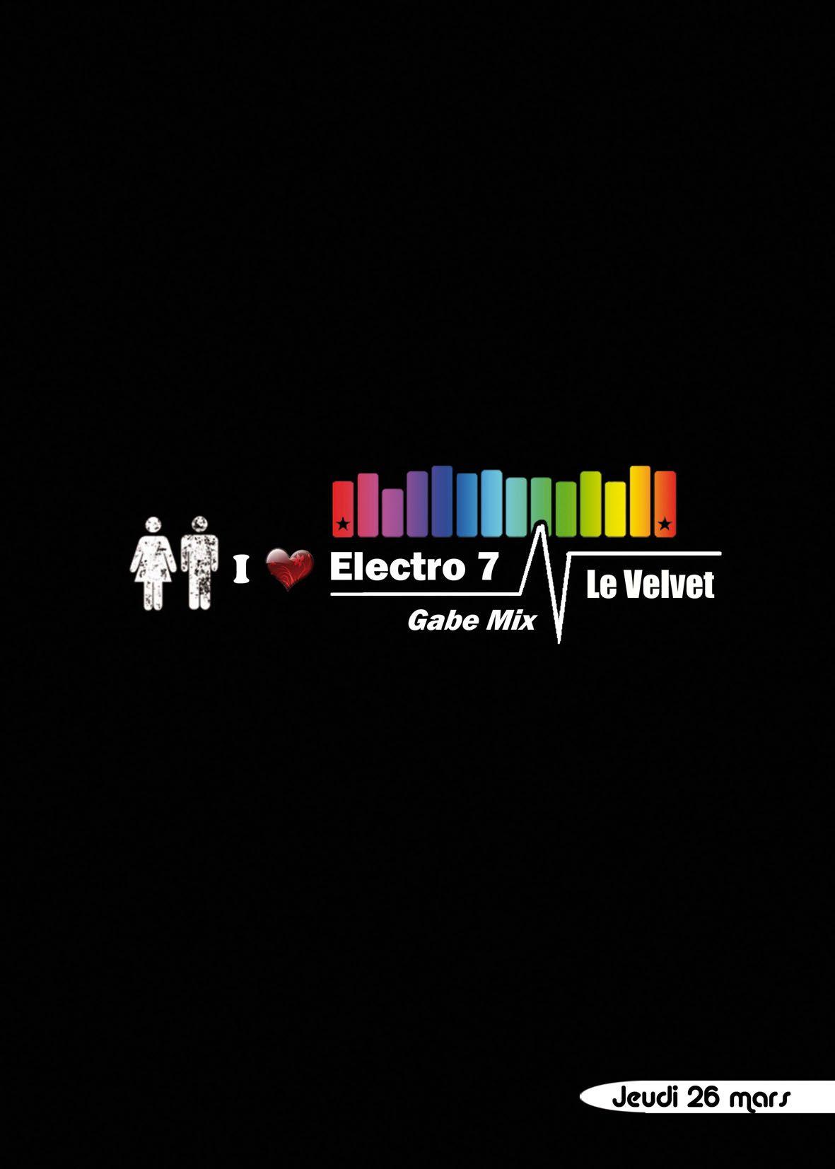 I LOVE ELECTRO #7 ▲ WWW.ILOVEELECTRO.COM