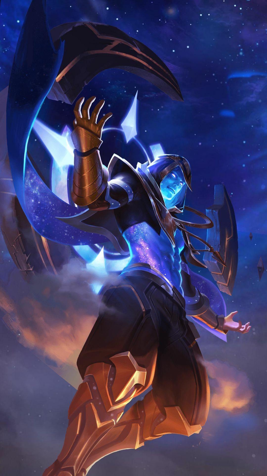 Tulen Tan Than Thien Ha Mobile Legends Itachi Character Wallpaper Gundam Model