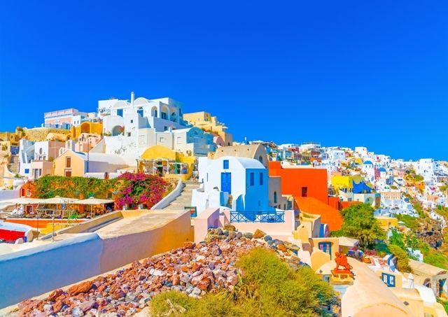『サントリーニ島6日間』サントリーニ島(ギリシャ)の旅行記・ブログ by aminoaさん【フォートラベル】