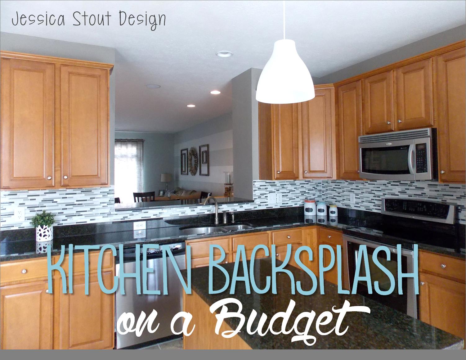 - Kitchen Backsplash On A Budget - Tile Lowes Venatino Mixed