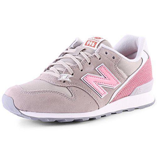 New Balance 996 Mujer Zapatillas Gris New Balance https ...
