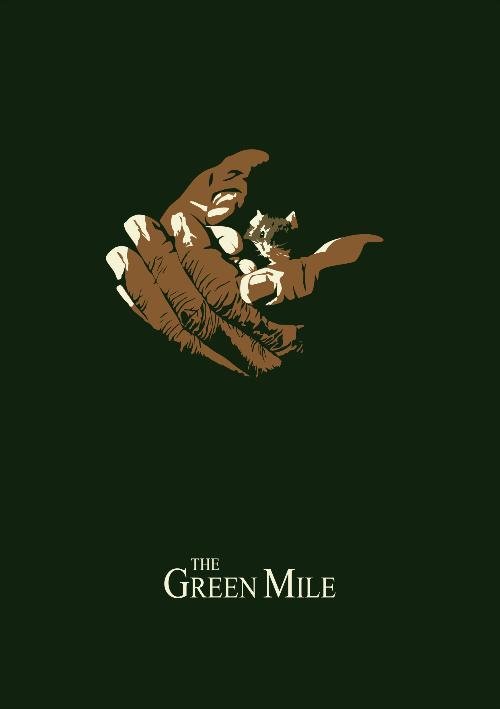 La Ligne Verte Streaming : ligne, verte, streaming, Ligne, Verte, Movie, Posters, Minimalist,