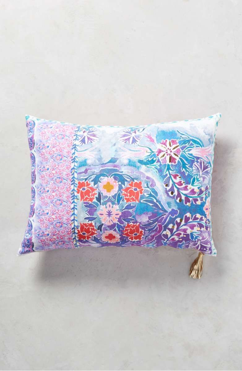 Anthropologie Tali Accent Pillow