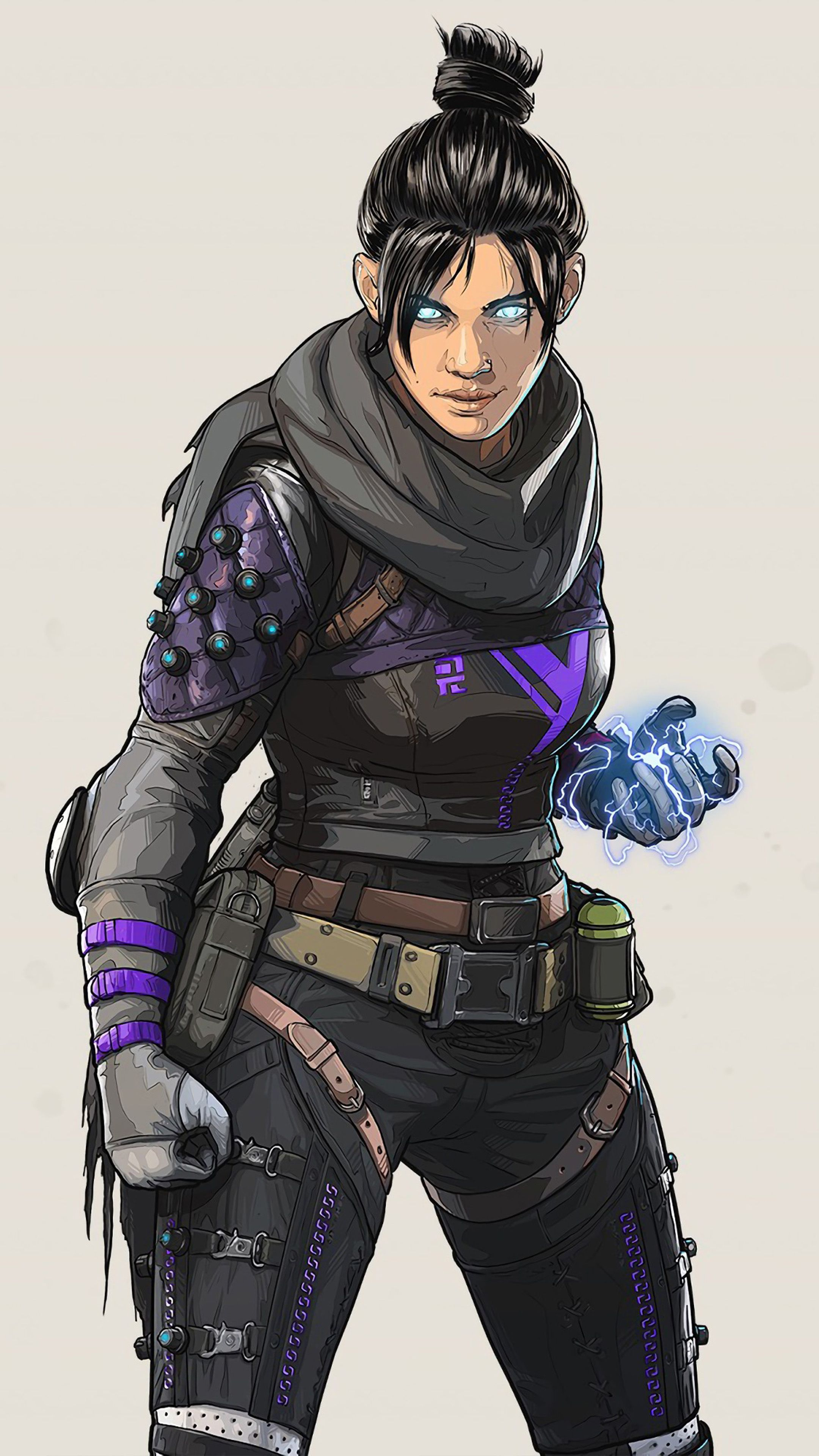 Wraith Apex Legends Mobile legend wallpaper, Apex