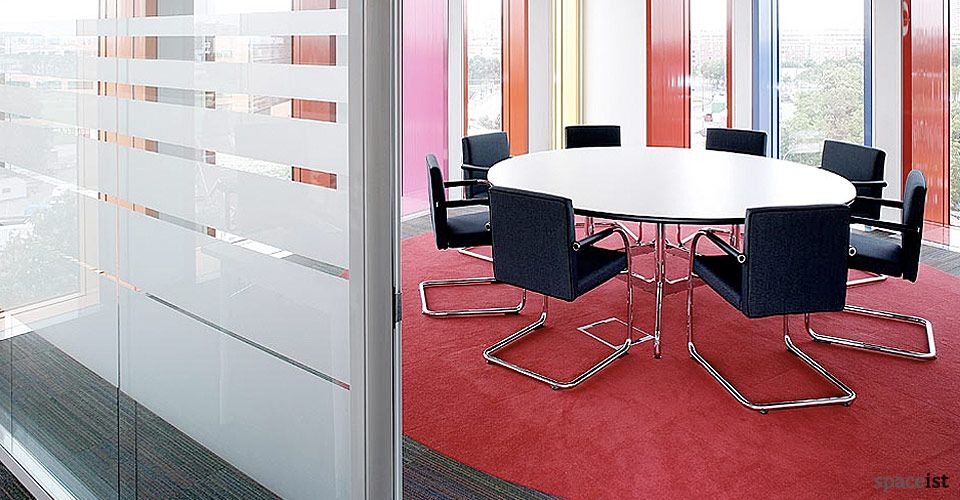 Contract Large Round Meeting Table ORDER NOW FROM SPACEIST - Large round meeting table