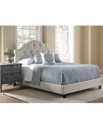 Samuel Lawrence Anton King Bed Reviews Furniture Macy S
