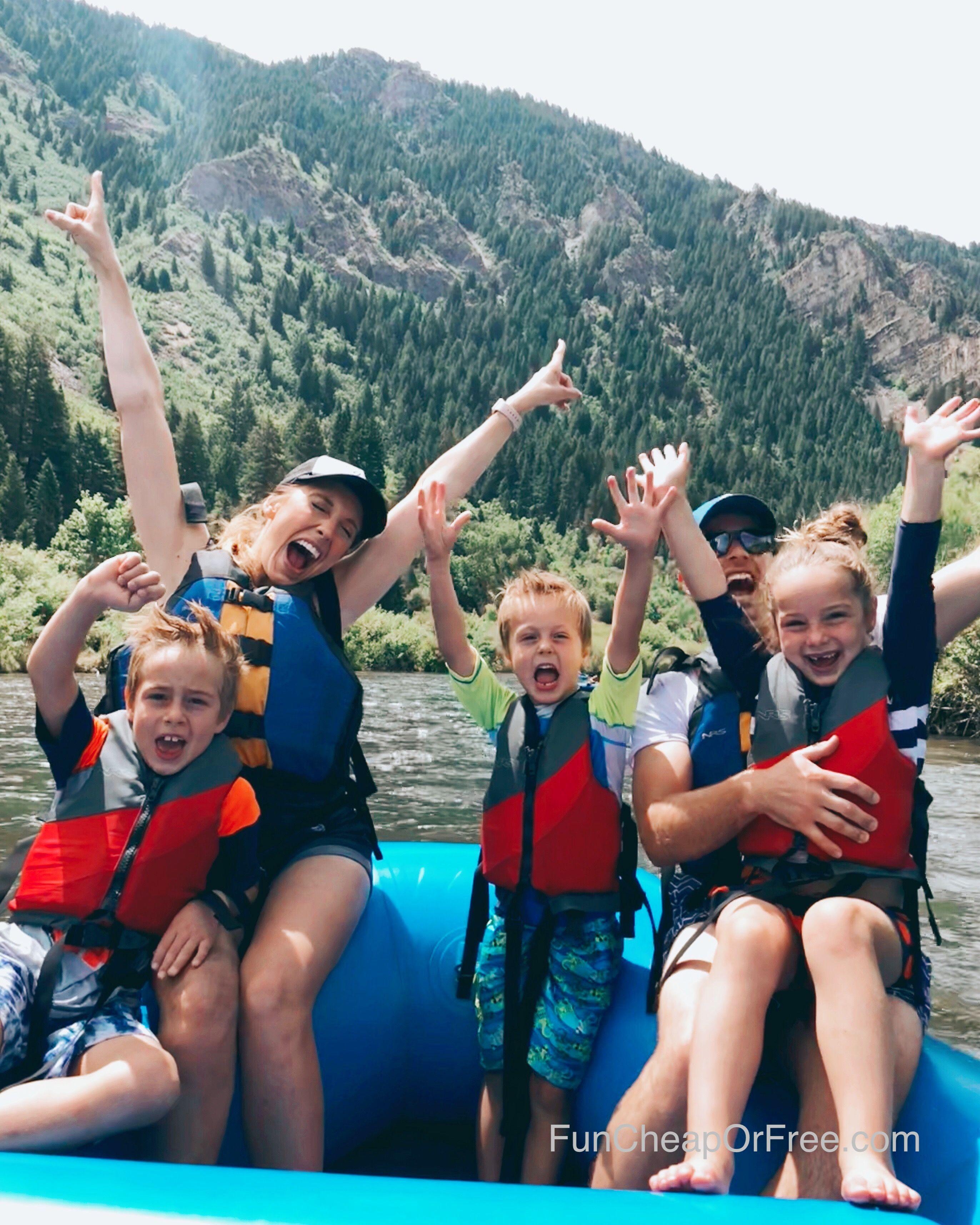 Our Summer Routine Get Stuff Done + Family Fun Fun
