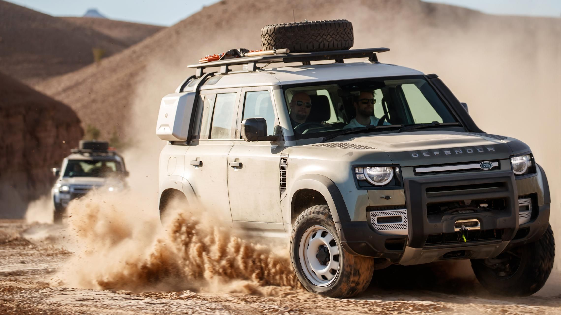 The New Land Rover Defender 2020 Exclusive Review
