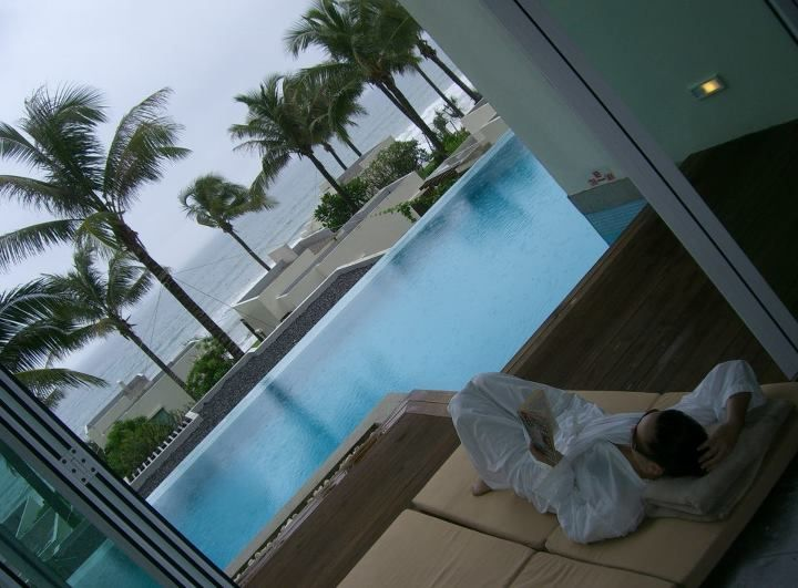 Moi at Aleenta : Phuket, Thailand