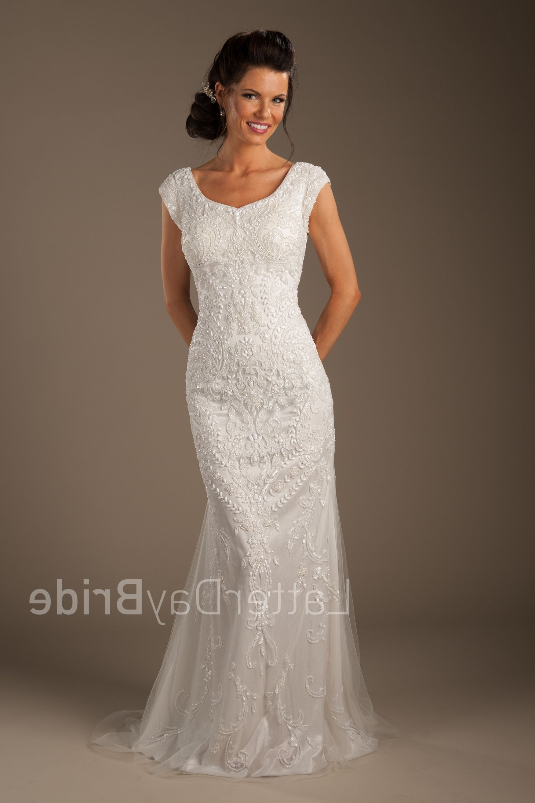 Modest Wedding Dresses Provo Utah