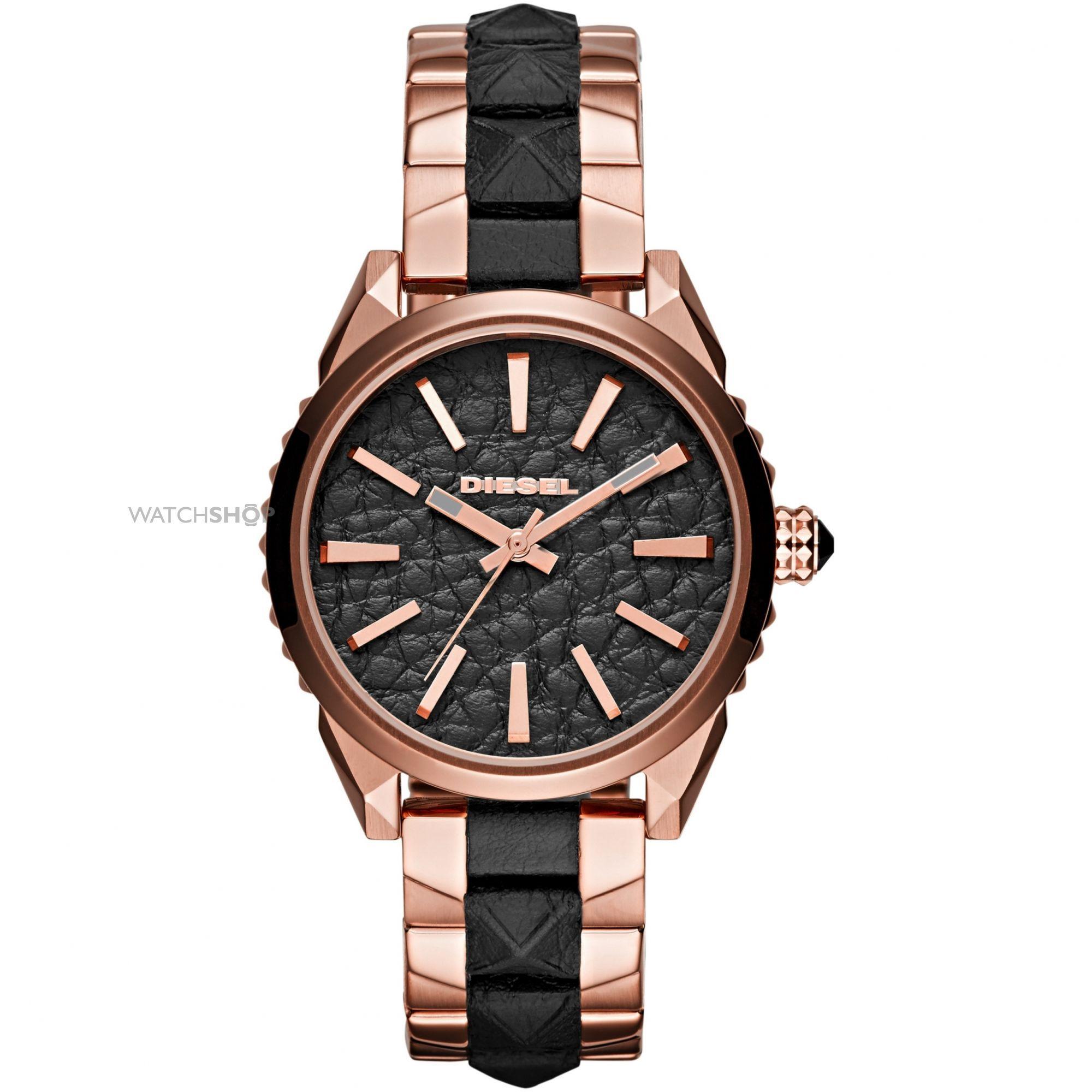 Ladies Diesel Nuki Watch DZ5473 Womens designer watches