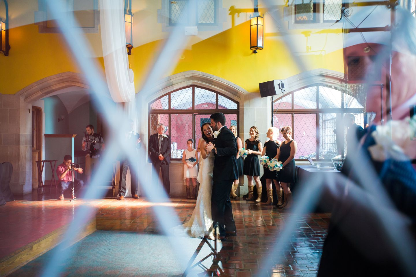 First Dance at Glenmoor Country Club