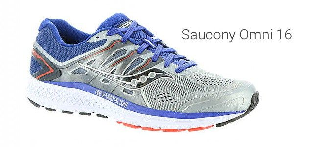 903332021bb Shoe Review  Saucony Omni 16. The Saucony Omni 16 Shoe is a stability  running shoe designed for daily training and speed work thanks to the  EVERUN sole.