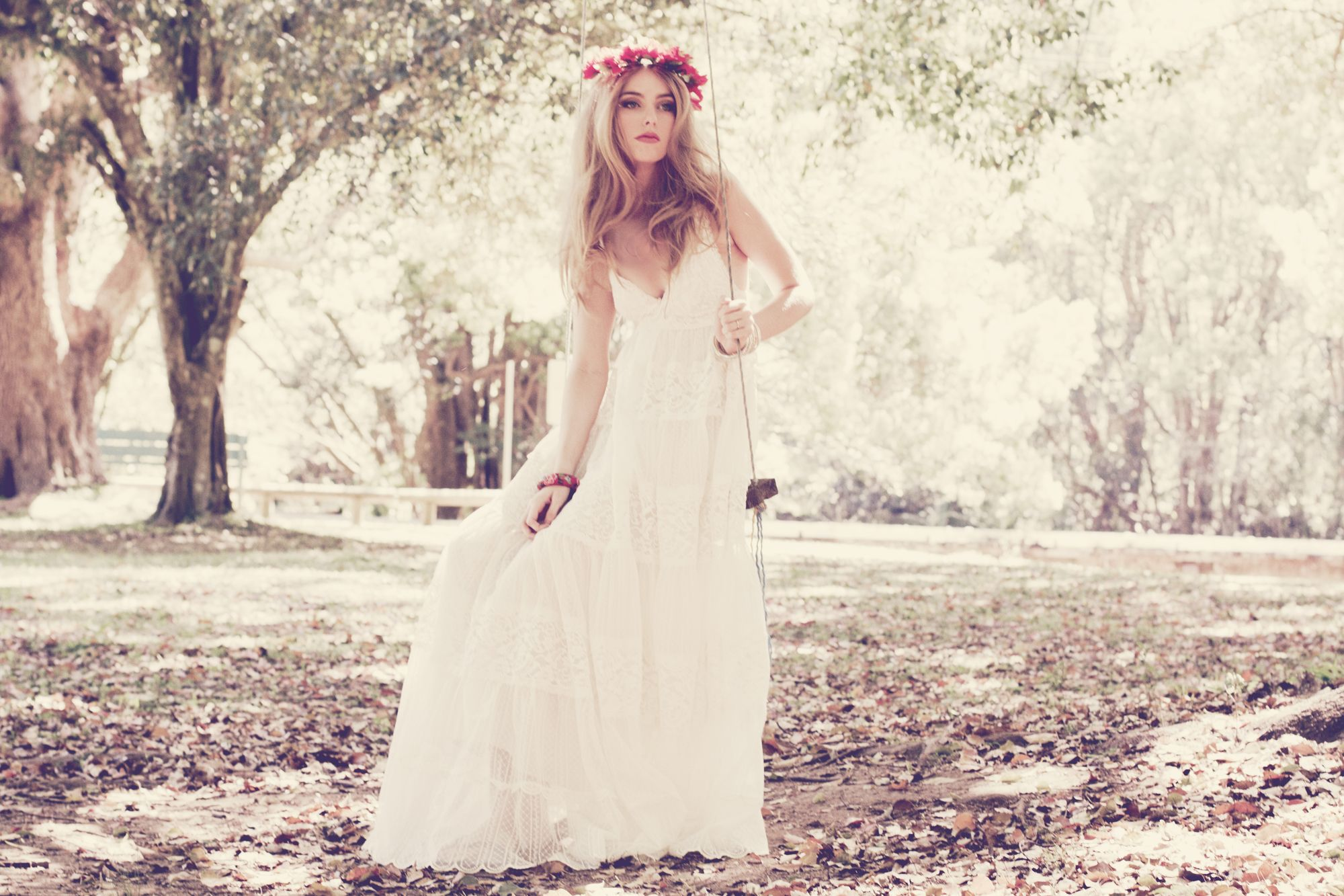 Boho beach bride lace wedding dresses all images and dresses by