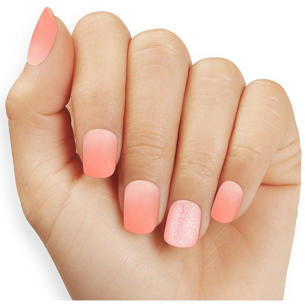 Dashing Diva Magic Press Sunset Breeze Press On Gel Nails | Ulta Beauty