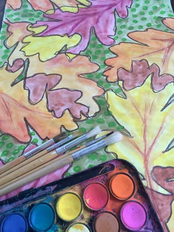 Kids Arts And Crafts Ideas Free Part - 40: Autumn / Fall Free Printables, Art U0026 Craft Ideas For Kids - The Imagination  Box