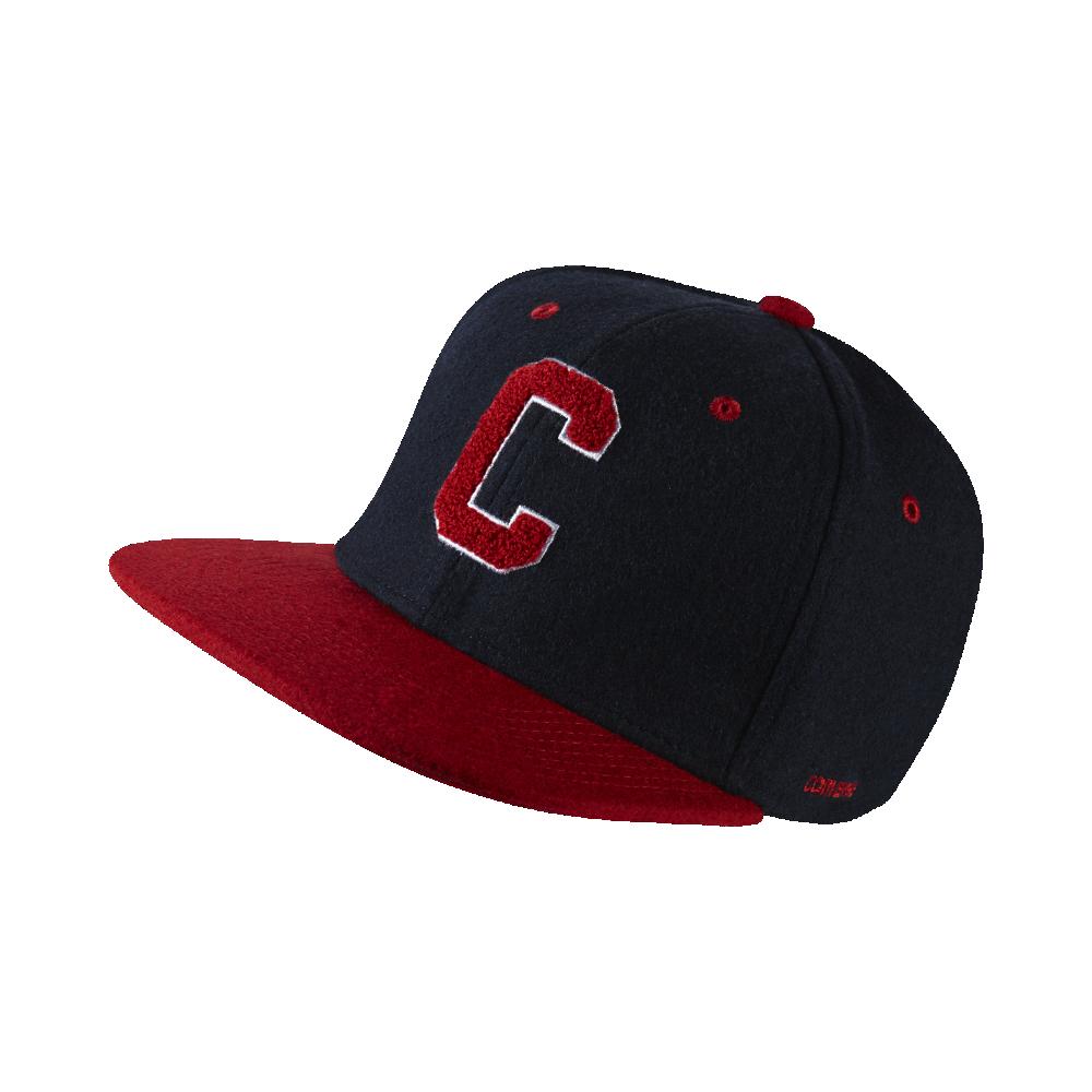 2ab8c5a0b76 Converse Chenille C Cap Snapback Adjustable Hat (Blue)