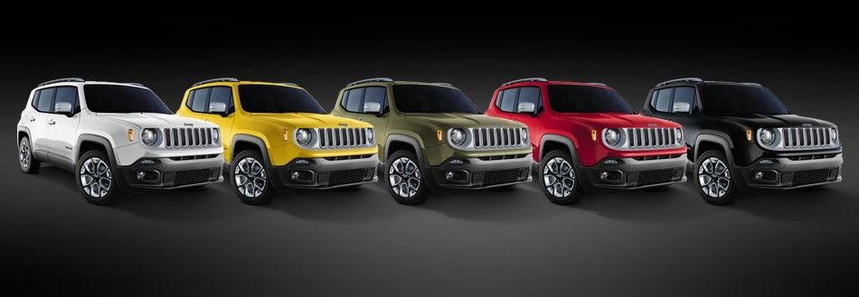 Jeep Renegade Exterior Jeep Renegade Jeep Uk 2015 Jeep Renegade