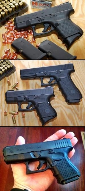 Gaston's G.I.L.F. – the Glock 26 Gen 4 Subcompact Pistol