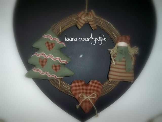 Country style: ...Idee natale...parte terza....
