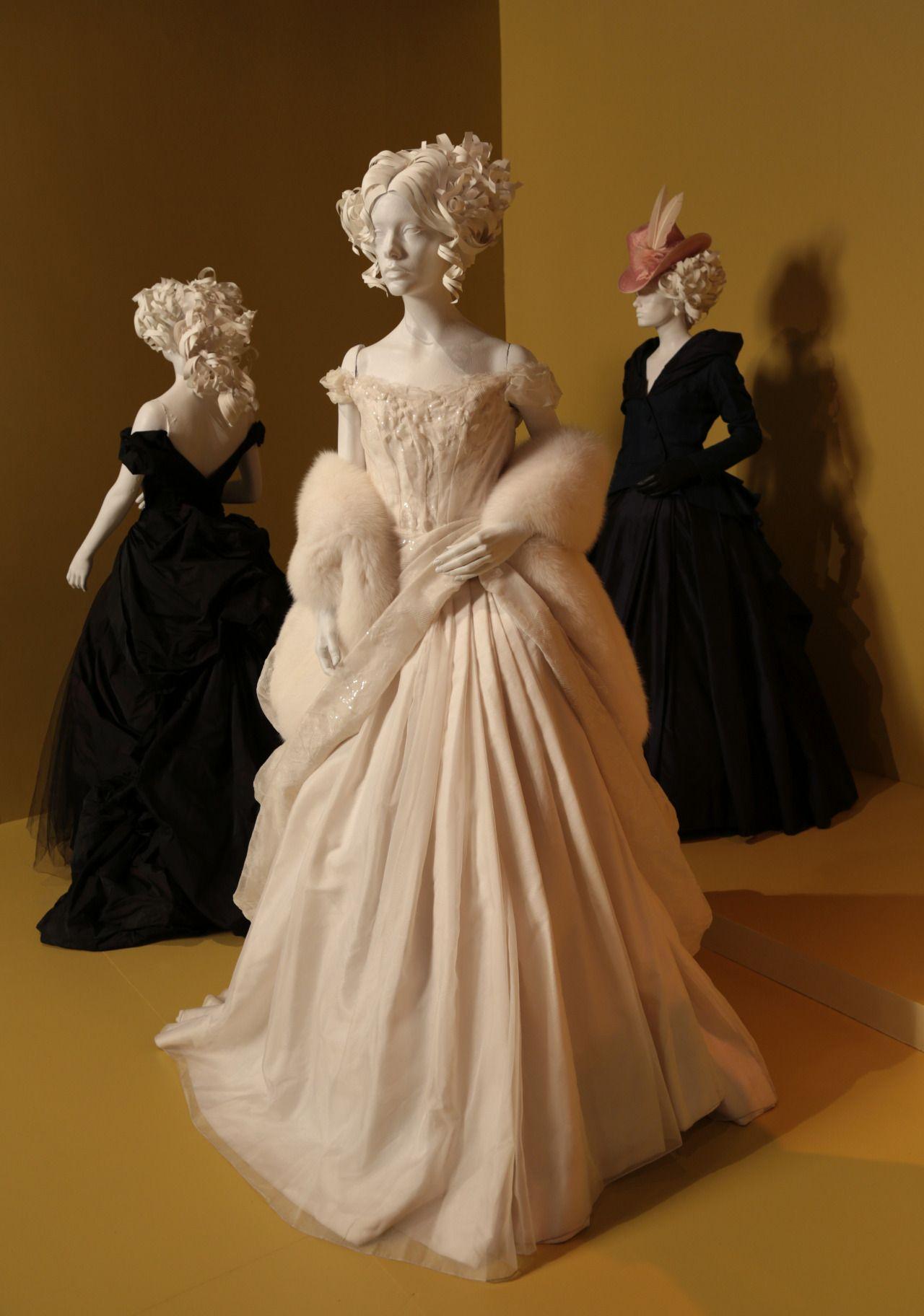 Anna Karenina 2012 Costumes by Jacqueline Durran Worn by ...