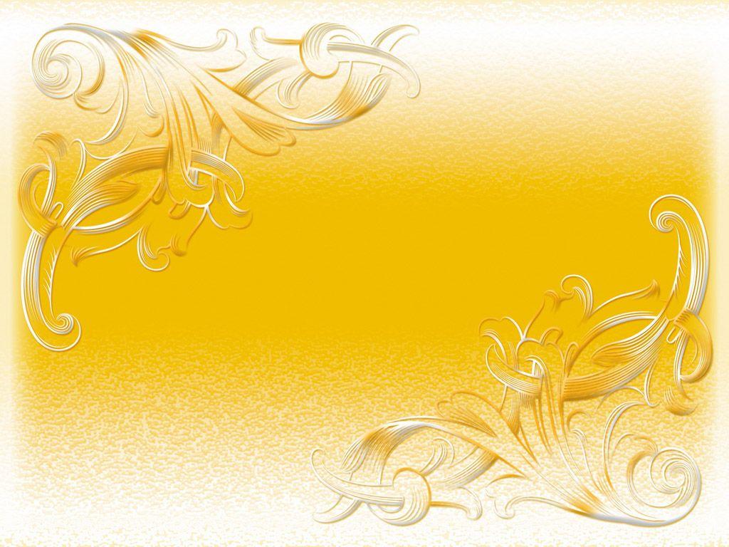 Yellow Flower Frame Flower frame, Yellow flowers, Background