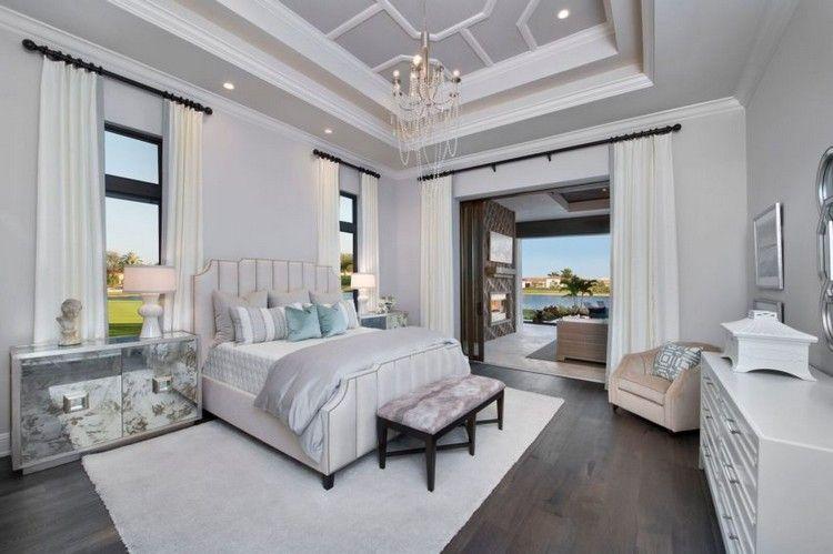 Chambre à coucher moderne 80+ idées inspirantes qui vous enchanteront
