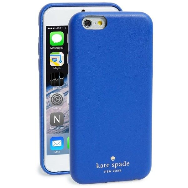 Women s kate spade new york iPhone 6 case ( 49) ❤ liked on Polyvore  featuring accessories 952e6e6d75