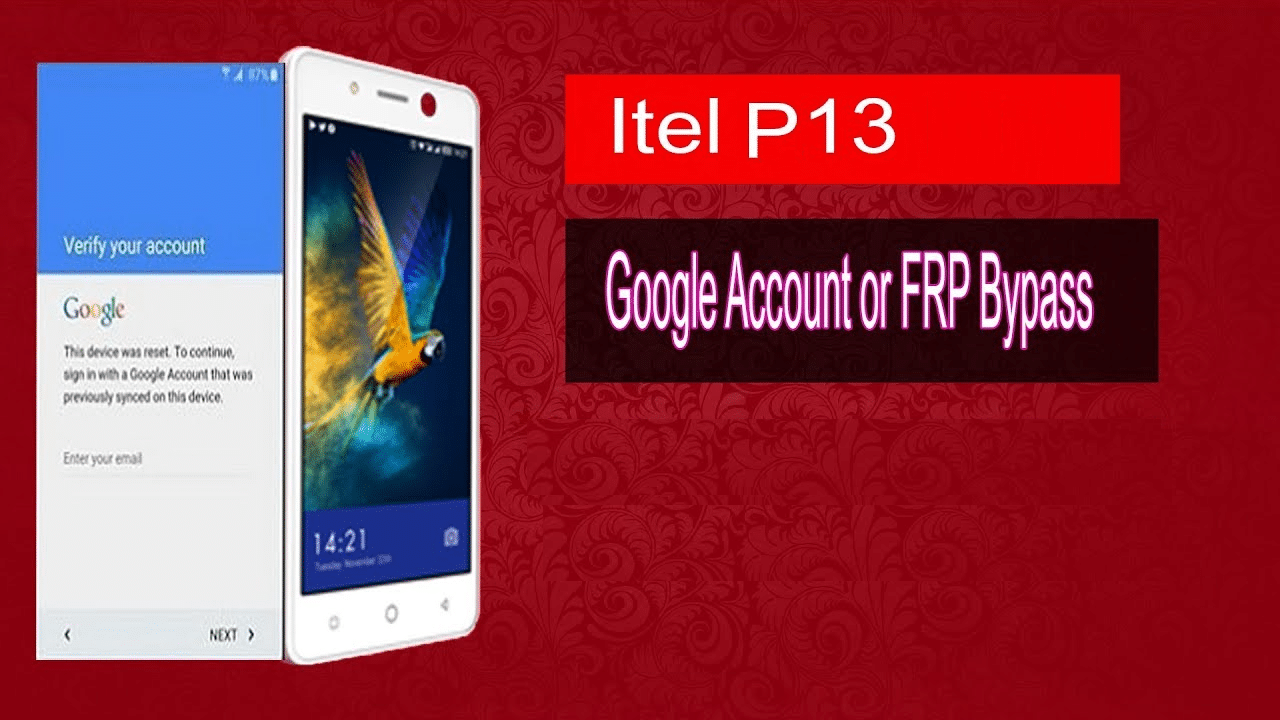 How To Reset FRP Bypass Google Account On Itel P13   GuideBeats
