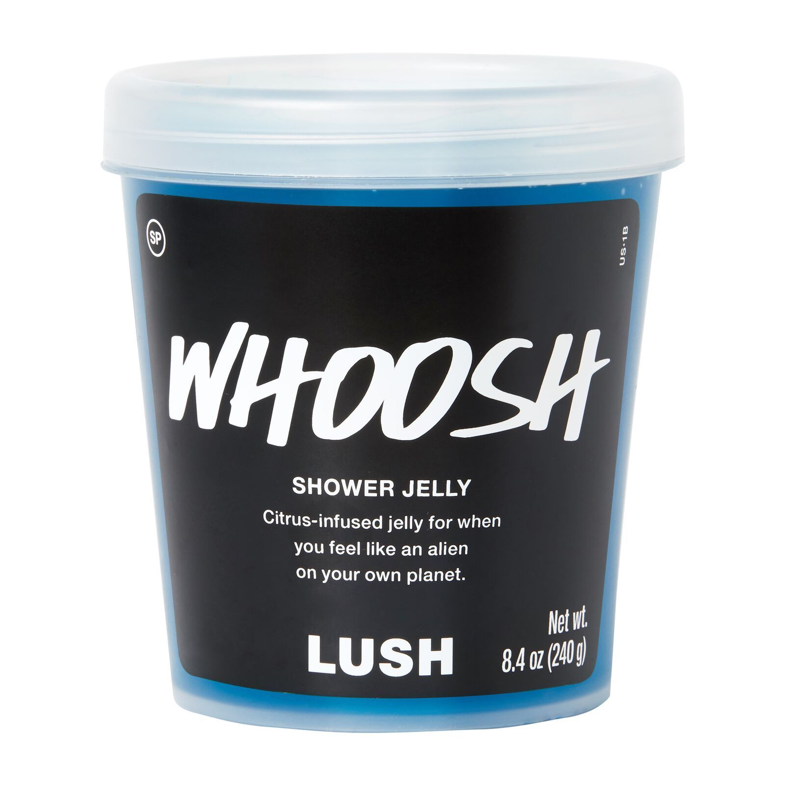 Whoosh SelfPreserving Shower Jellies Lush Cosmetics