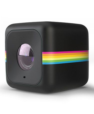 Another great find on #zulily! Black Cube Plus Camera #zulilyfinds