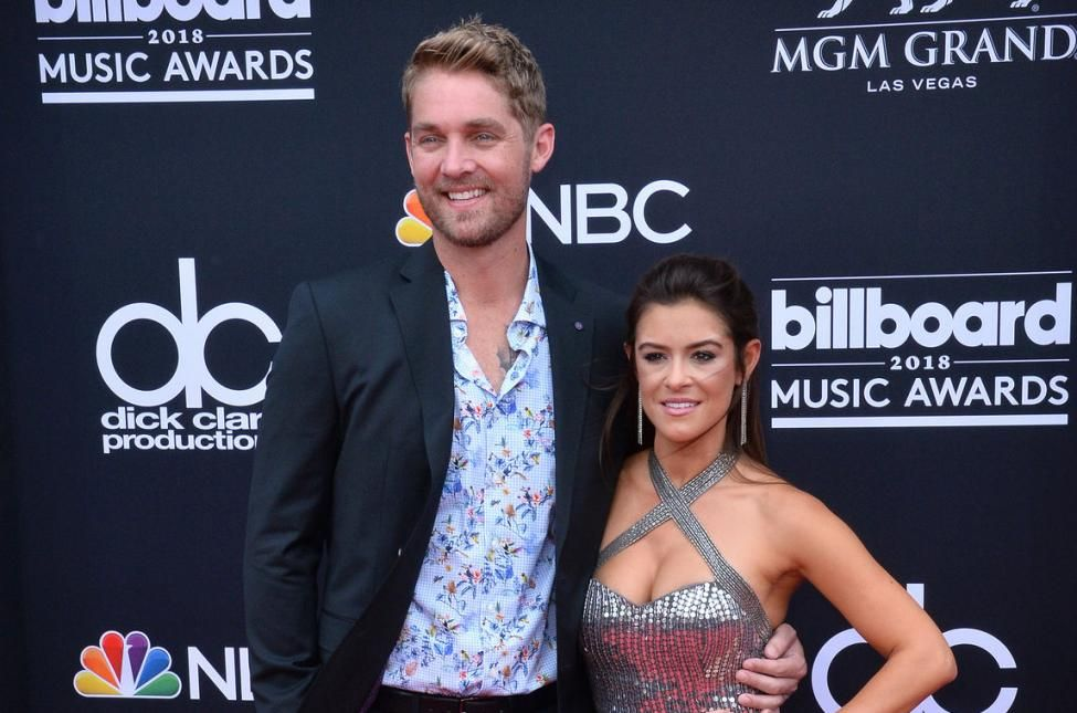 Country singer brett young marries in california country