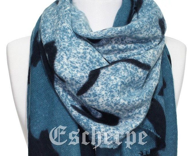 World Of Scarves by escherpe on Etsy